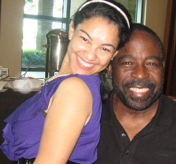 How I Became Friends With Les Brown ☆ Elayna Fernandez ~ The