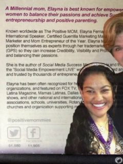 CEO Denise Morrison of Campbell Soup and Expert Panelist Elayna Fernandez - The Positive MOM