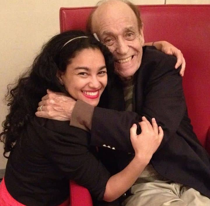 Jay Conrad Levinson Father of Guerrilla Marketing and Elayna Fernandez - Certified Guerrilla Marketing Master Trainer at Internet Prophets in Chicago by Steve Olsher