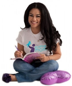 Elayna Fernandez ~ The Positive MOM ~ Web Resolution Branded Photo