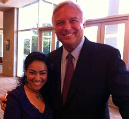 Elayna Fernandez ~ The Positive MOM and Certified Passion Test Facilitator with Jack Canfield, America's #1 Success Coach