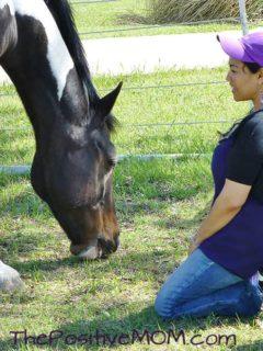 Elayna Fernandez - The Positive Mom - meets Roxy of HerdWise