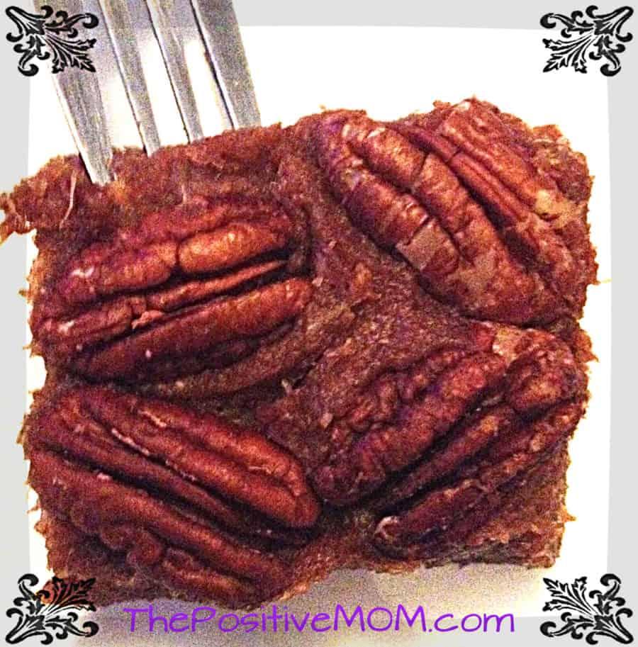 Raw Vegan Pecan Pie Recipe
