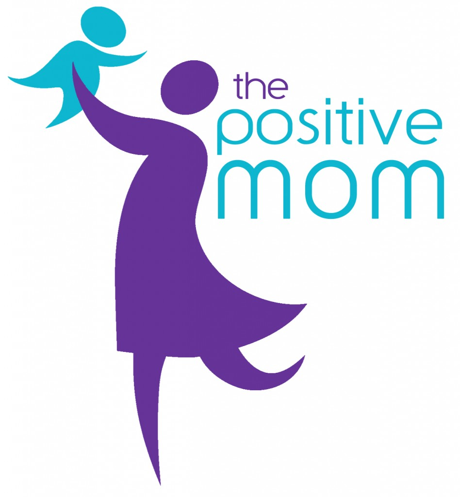 The Positive Mom logo
