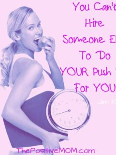 You Can't Hire Someone Else To Do YOUR Push Ups For YOU