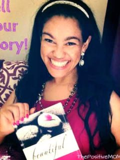 Elayna Fernandez ~ The Positive MOM @ Rock Bottom Is A Beautiful Place - Your Story Matters
