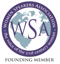 Positive MOM - team member, founding member, and featured speaker at wsa women speakers association