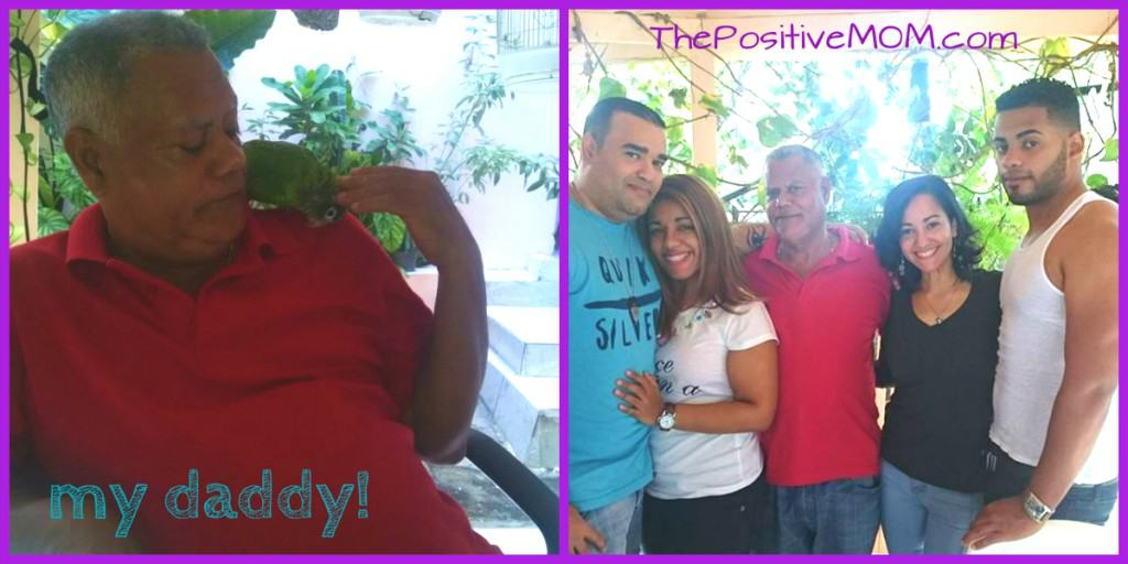 Milciades Fernandez ~ The Positive MOM dad