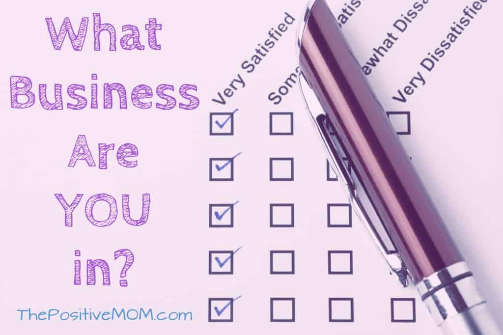 What business are you in?