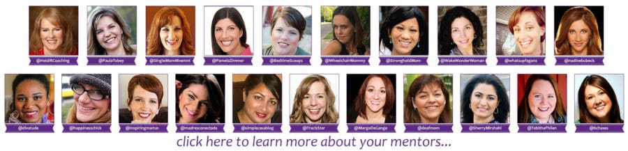 Inspring Mom Bloggers Virtual Summit - Free Global Mentoring Experiences - Speakers