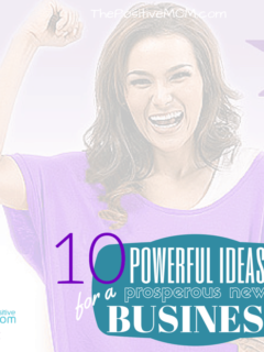 10 powerful ideas for a prosperous new business