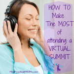 How To Make The Most Out Of Attending A Virtual Summit