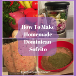 The Secret To My Easy Vegan Recipes: How To Make Dominican Sofrito
