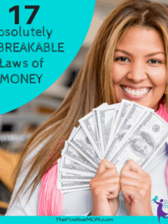 17 Absolutely Unbreakable Laws Of Money - Brian Tracy