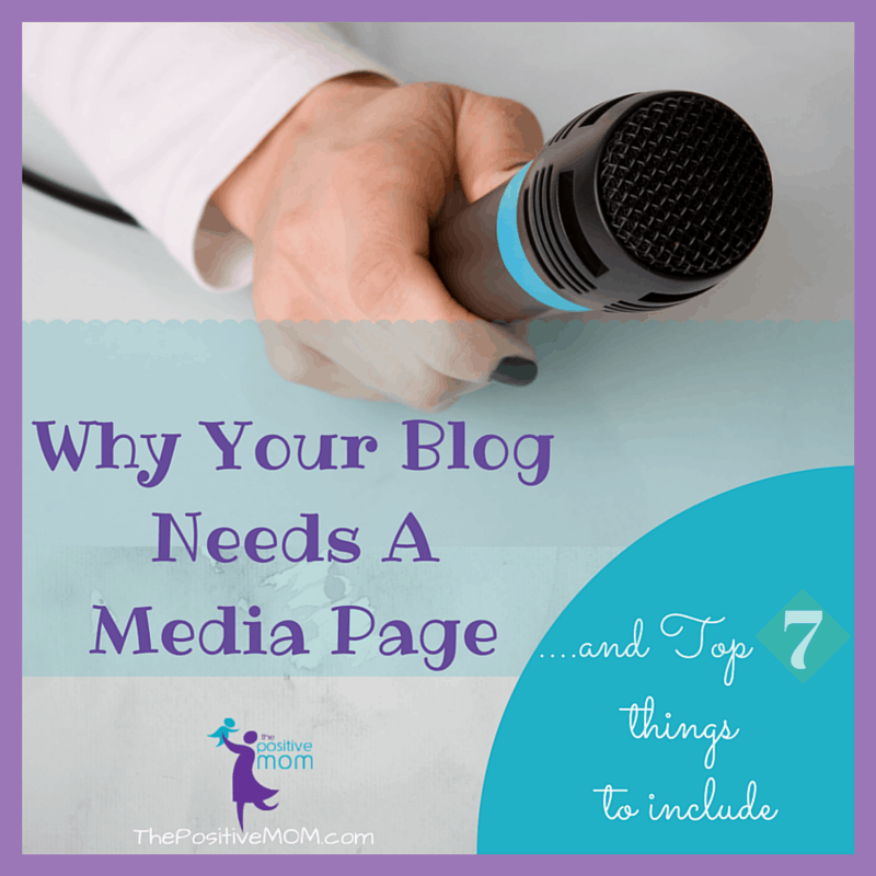 Why Your Blog Needs A Media Page and What To Include