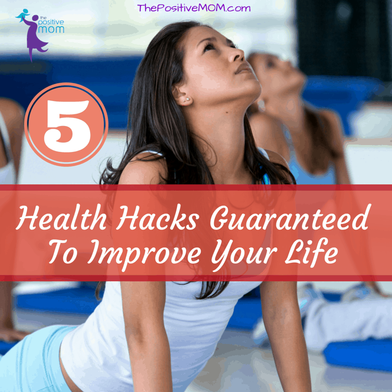 5 simple health hacks guaranteed to improve your life