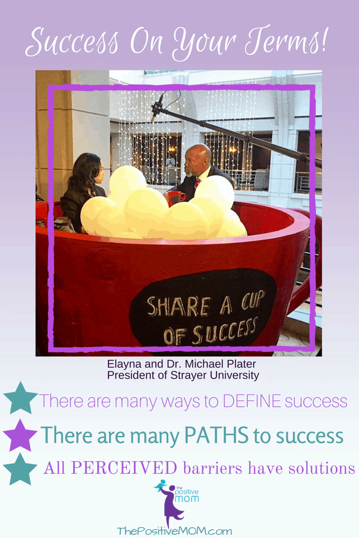 Share a cup of success and redefine success on your own terms at Strayer University! @StrayerU #StrayerSuccess