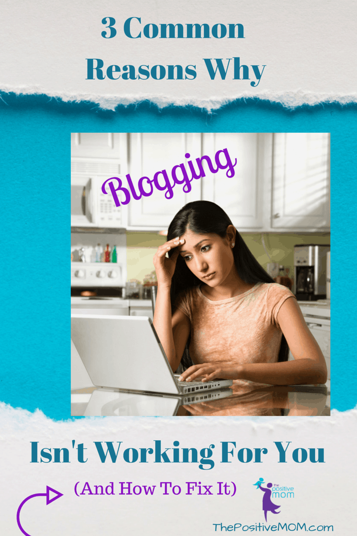 3 common reasons why your blog isn't working for you and how to fix it