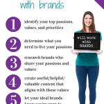 Advice for Bloggers: How To Create Ideal Partnerships With Brands