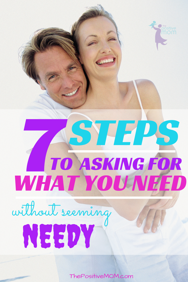 what is being needy in a relationship