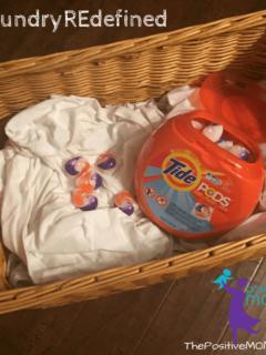 #LaundryRedefined 3 Ways To Enjoy The Chores Of Motherhood