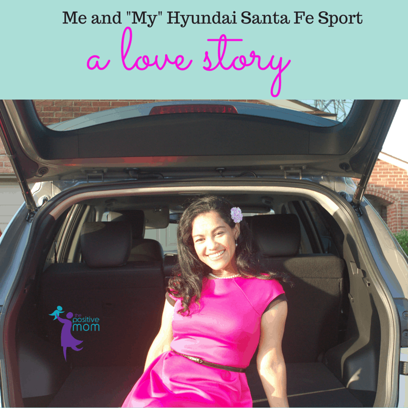 Elayna and the Hyundai Santa Fe Sport love story