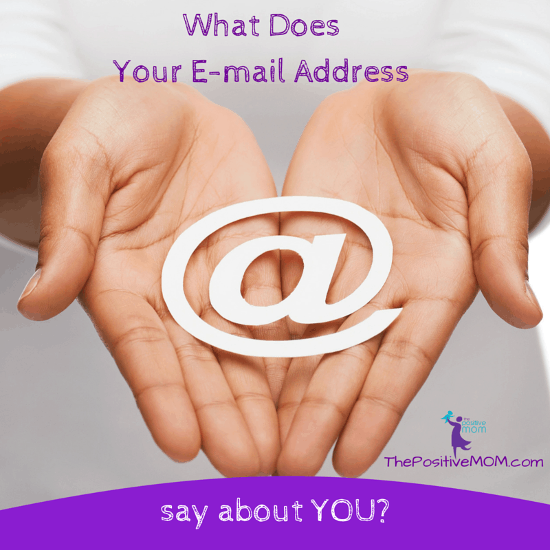 What does your email address say about you?