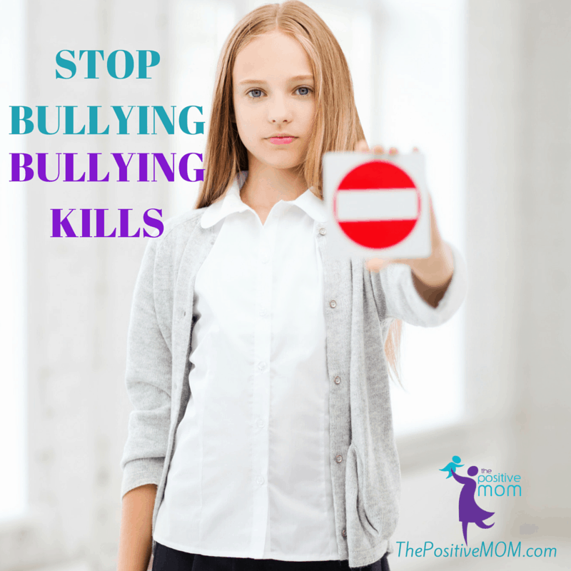 Stop bullying, bullying kills