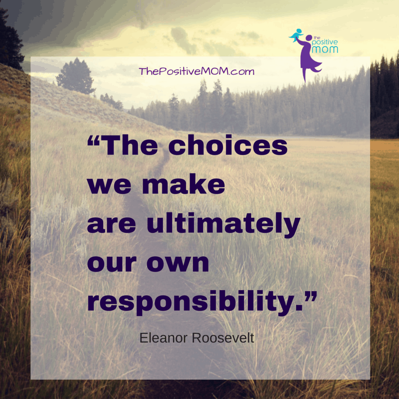 Eleanor Roosevelt quote about personal responsibility