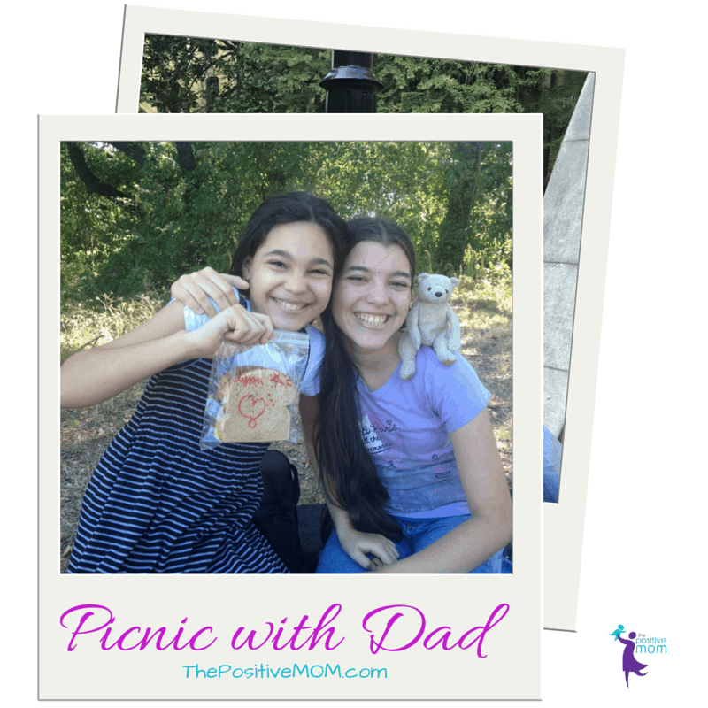 Picnic with dad