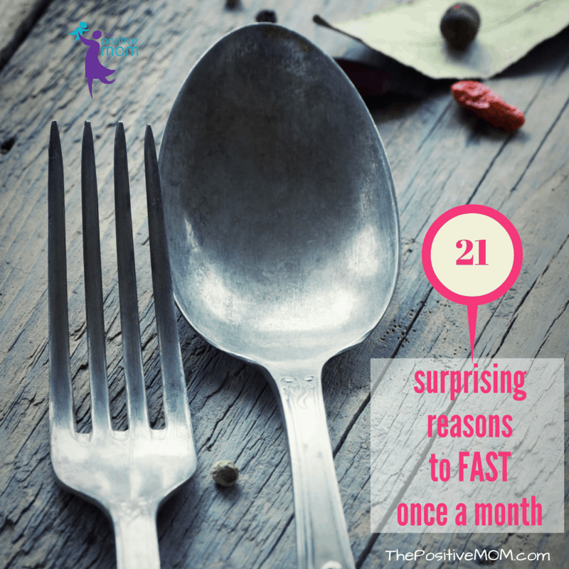 21 surprising reasons to fast once a month