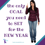 The Only Goal You Need To Set For The New Year