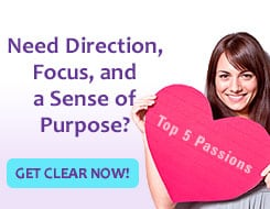 Get Clear on Your Top 5 Passions with Elayna Fernandez ~ The Positive MOM ~ Certified Passion Test Facilitator