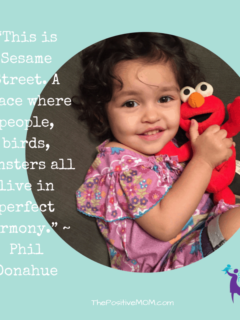 Sesame Street is a place of harmony, compassion, empathy, tolerance, and acceptance