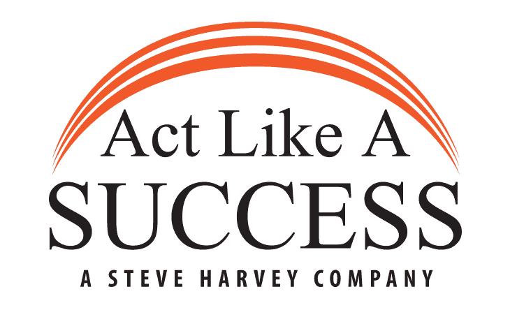 Act Like A Success Conference - Steve Harvey