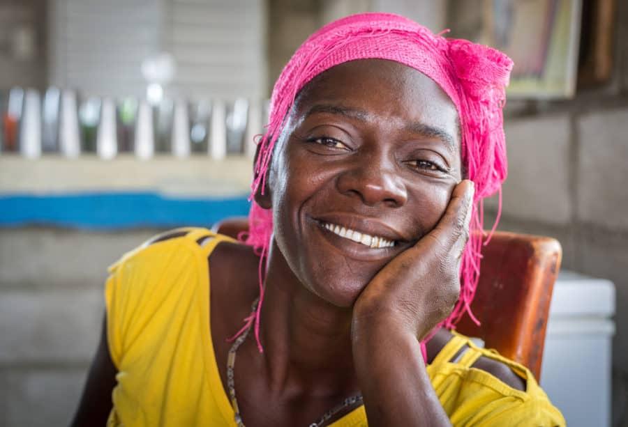 Milagros Matos, 42, Ezequiel ADP - World Vision