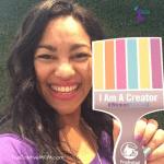 #WomenInspired ~ I am a Creator!
