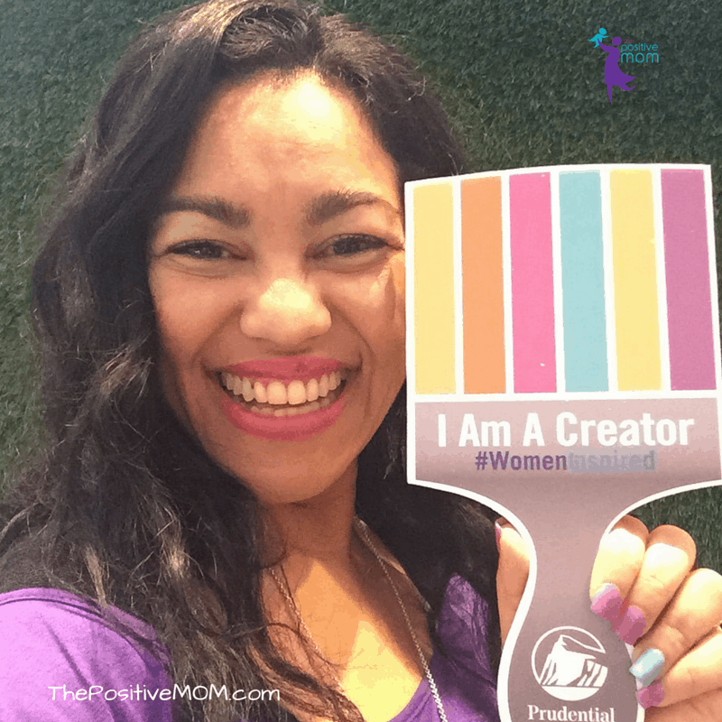 #WomenInspired ~ I am a Creator!