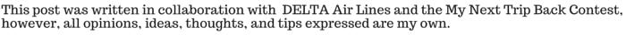 Disclosure - Delta Air Lines