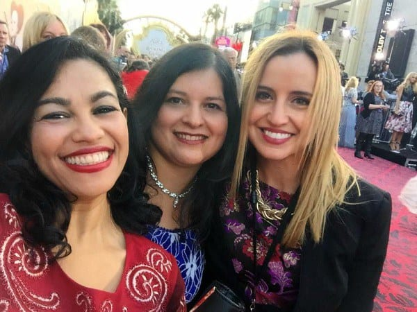 Alice Through The Looking Glass US Premiere Red Carpet Event with Supportive Friends
