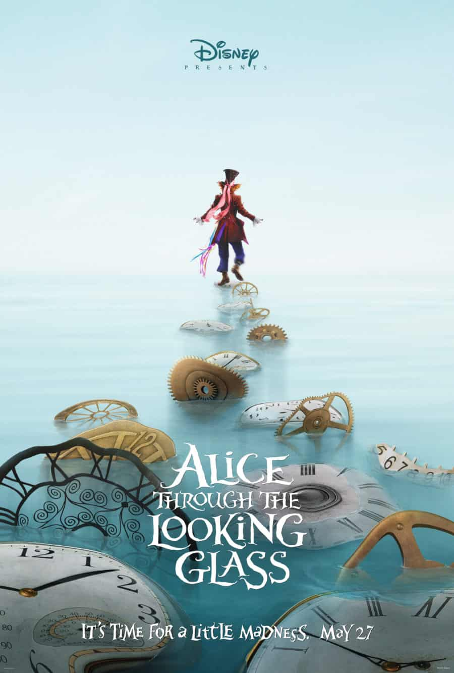 Alice Through The Looking Glass - It's Time For A Little Madness!