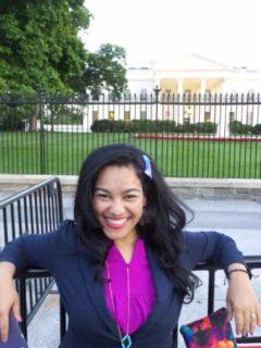 Elayna Fernandez - White House - Washington DC