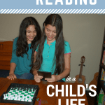 The Gift Of Reading In A Child's Life
