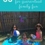 An Entertaining Summer Checklist For Guaranteed Fun