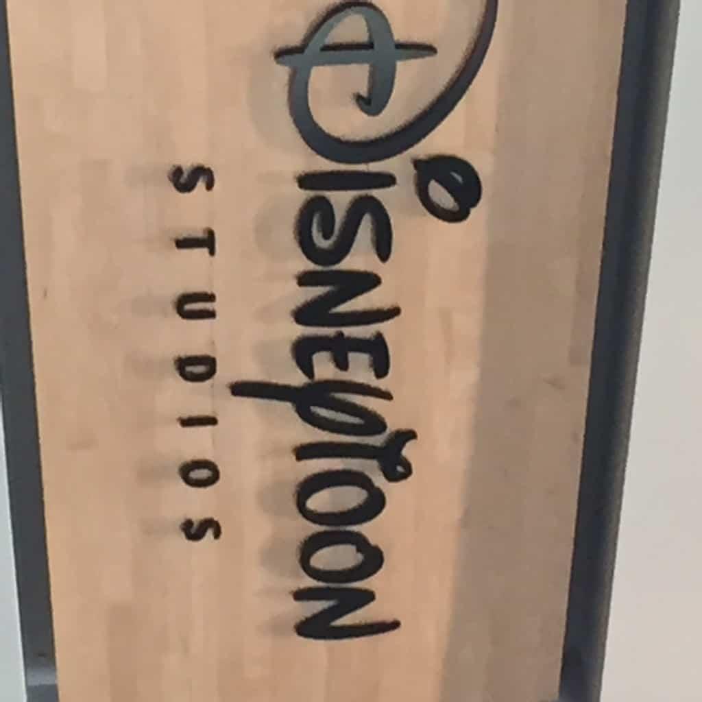 Disney Toon Studios - Lending my voice for a Disney Character