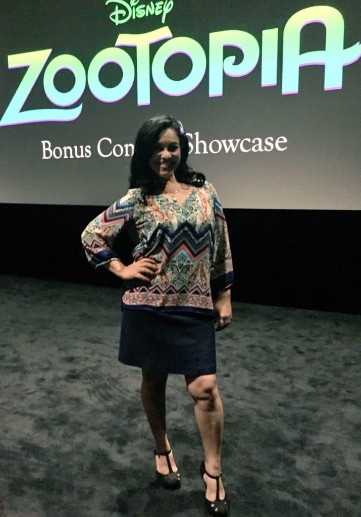 Zootopia DVD Bluray Digital HD Bonus Content