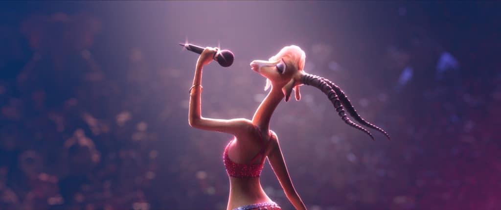 ZOOTOPIA Gazelle - Try Everything by Shakira