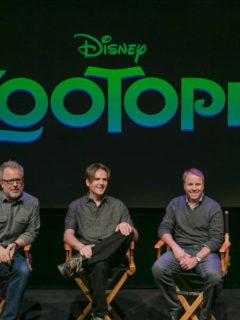 ZOOTOPIA interview with Byron Howard (Director), Rich Moore (Director) & Clark Spencer (Producer)