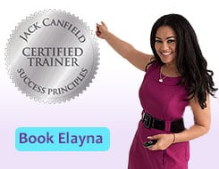 Certified Jack Canfield Trainer  -  The Success Principles