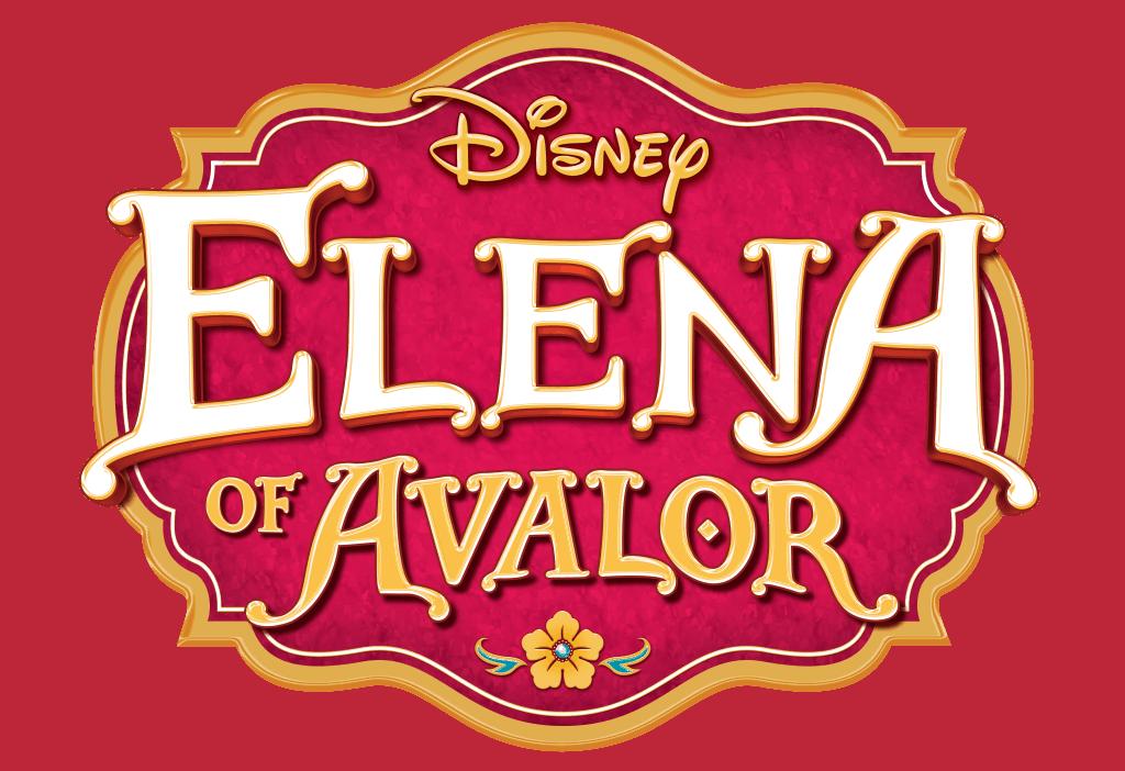 Elena of Avalor - Latina Disney princess - logo